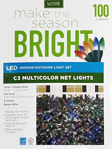 C3 Led Net Lights