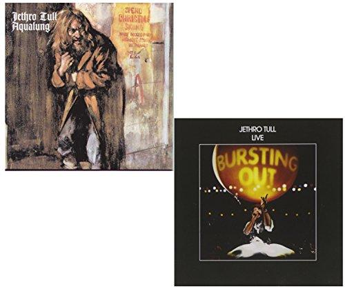 Aqualung - Bursting Out (Live) - Jethro Tull 2 CD Album Bundling ()