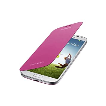 Samsung galaxy s4 flip cover case pink amazon electronics samsung galaxy s4 flip cover case pink ccuart Image collections