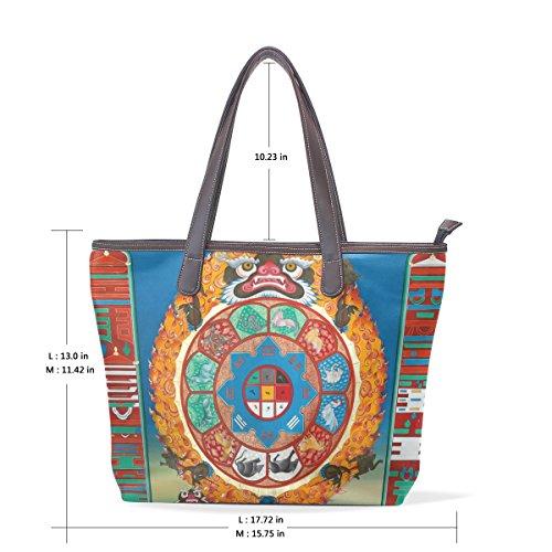 Buddhist Monk Bag Pattern - 9