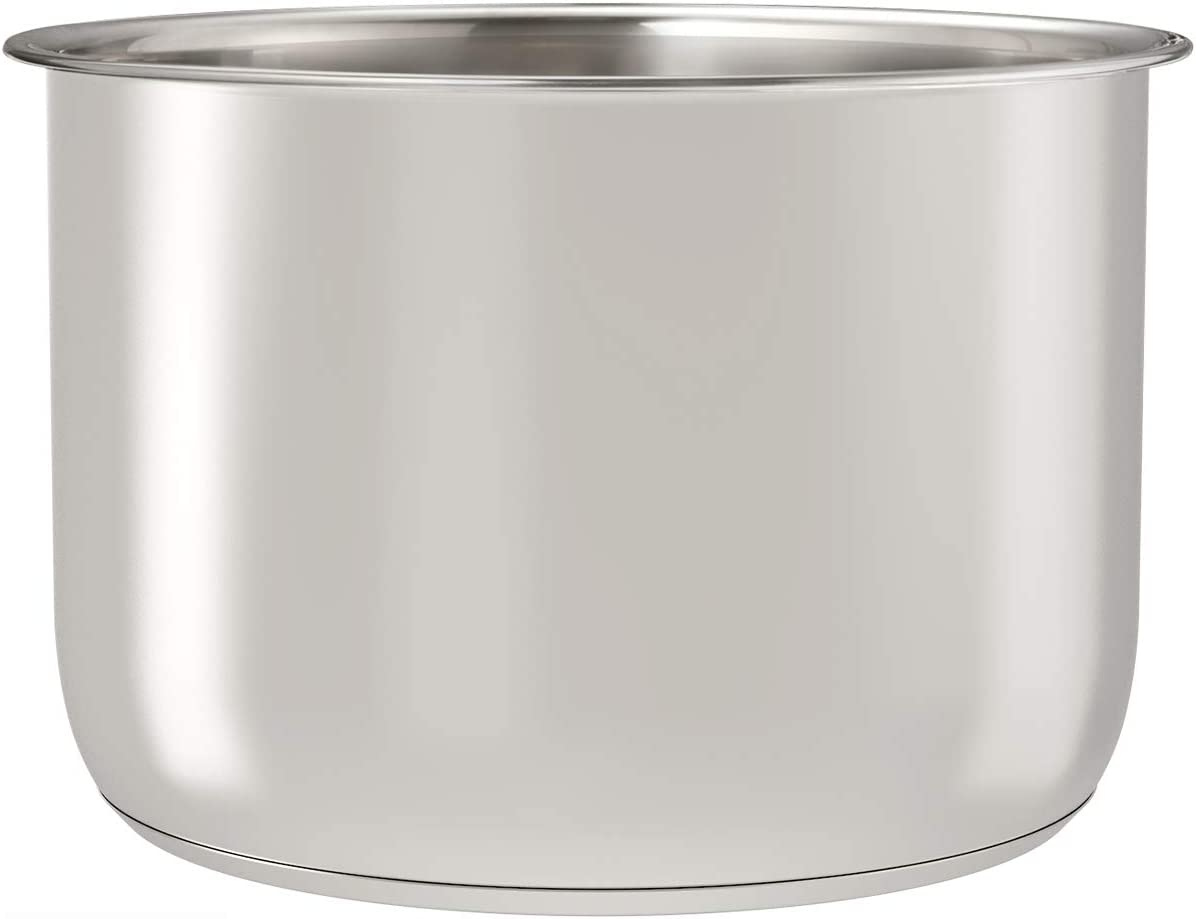 Nenazzz Replacement Stainless Steel Inner cooking pot Compatible with Ninja Foodi 8 Quart