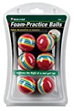Jef World of Golf Gifts and Gallery, Inc. Foam Practice Balls (Multicolor)