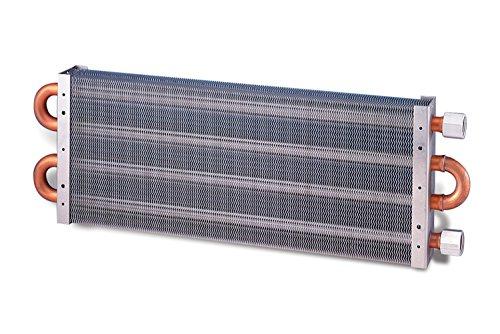 Flex-a-lite 45201 4-Pass Heavy Duty Oil Cooler - 20,000 GVW