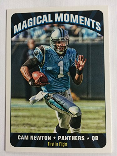 2012 Topps Magic Magical Moments #MM-CN Cam Newton NM/M (Near Mint/mint)