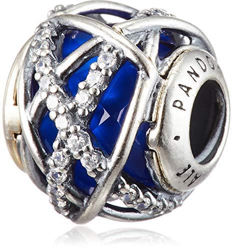 Pandora Galaxy Silver Charm