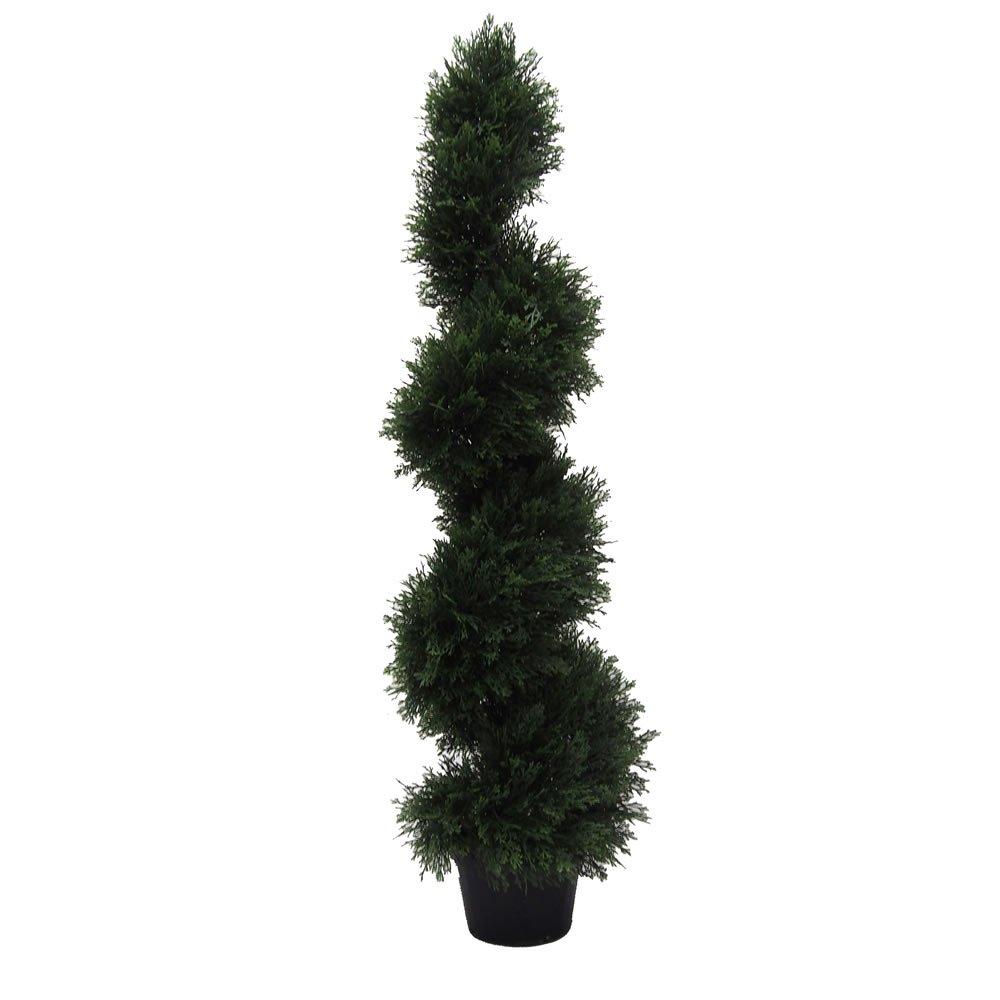 Vickerman TP170548 Everyday Cedar Topiary by Vickerman
