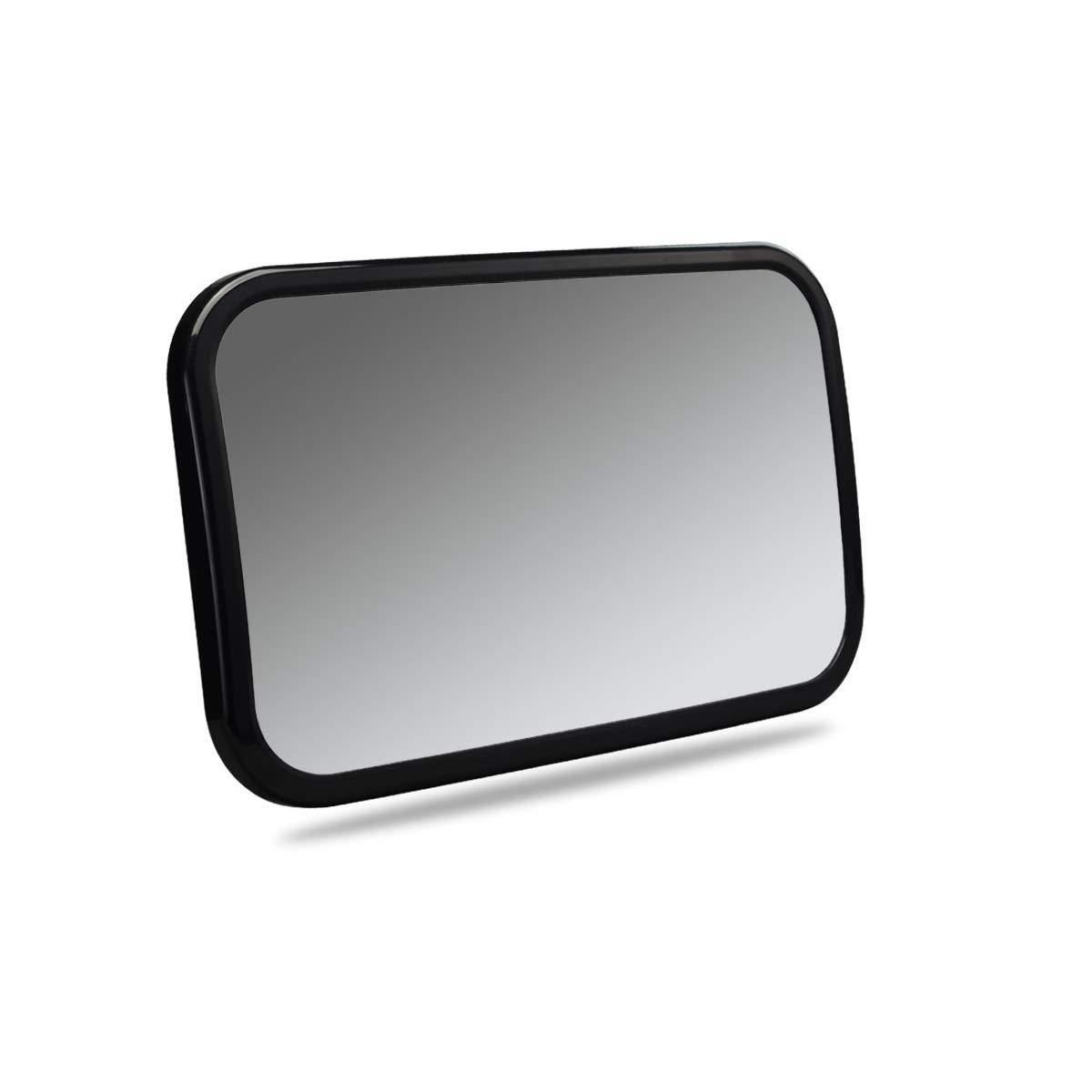 EudoER 360/°Ajustable para Silla Trasera de Beb/é Asientos de Ni/ños Orientados Hacia Atr/ás 100/% Inastillable Espejo Coche