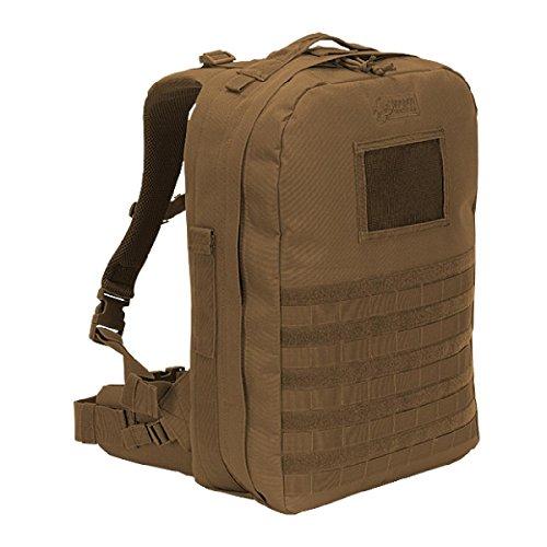 Combat Medic Bag - VooDoo Tactical 15-0148007000 Deluxe Professional Special Ops Field Medical Pack Lite, Coyote