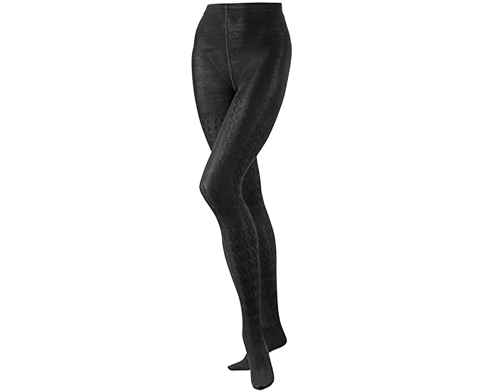 67ce66e292811 Smartwool Women's Cable Tights - Past Season at Amazon Women's ...