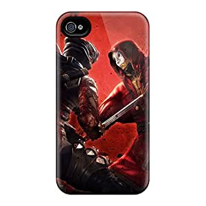 New Cute Funny Ninja Gaiden 3 Game Case Cover/ Iphone 4/4s Case Cover