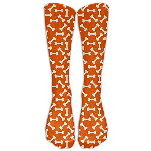 Cute Halloween Bone Graphics Compression Socks For Women & Men -