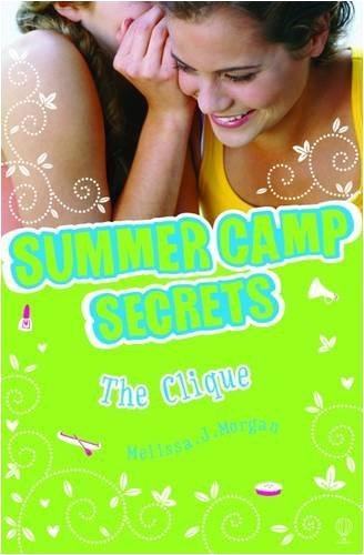 The Clique (Summer Camp Secrets) pdf epub