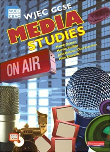 Book WJEC GCSE Media Studies: Student Book (GCSE Media Studies for WJEC) by Esseen, Ms Mandy (2009)