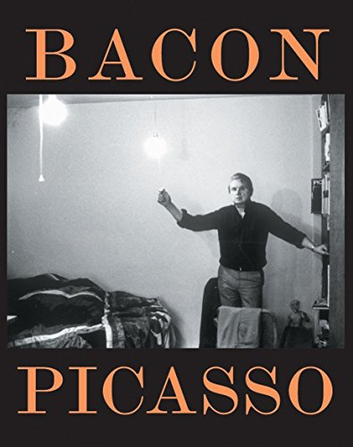 Bacon Picasso (Modern Poster Picasso)