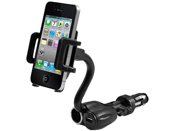 Amazon.com: cellet teléfono celular & PDA Soporte de coche w ...