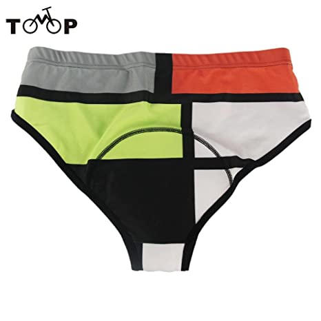 b2e0d56a64fd93 Buy Generic Style 1, M : Lixada Women Padded Cycling Shorts Bicycle Biking  Underwear Breathable Comfortable Underpants Online at Low Prices in India  ...