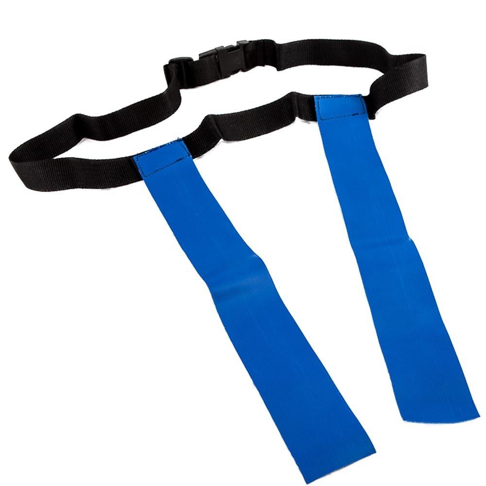 FH etiqueta Rugby cinturones Playing reacción cinturón deportes fútbol formación, azul Fitness Health