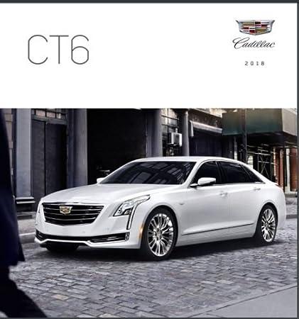 Amazon Com 2018 Cadillac Ct6 48 Page Original Car Sales Brochure
