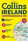 #2: Collins Ireland Comprehensive Road Atlas