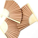 Koyal Wholesale Paper Fans, Folding Hand held Fans - Best Reviews Guide