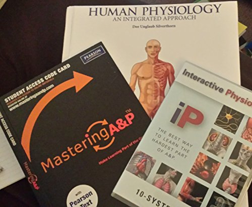 46 best human physiology books of all time bookauthority book cover of dee unglaub silverthorn human physiology an integrated approach fandeluxe Image collections