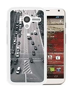Barcelona Traffic (2) Durable High Quality Motorola Moto X Phone Case