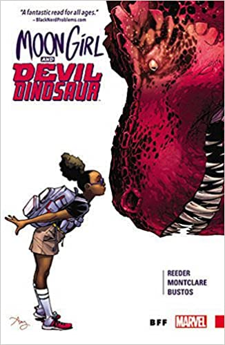 Image result for moon girl and devil dinosaur