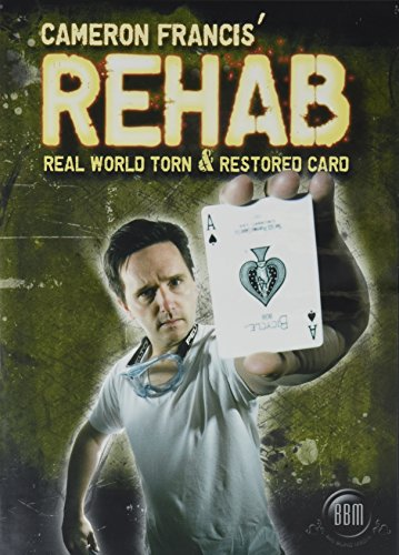 MMS Rehab by Cameron Francis and Big Blind Media - DVD ()