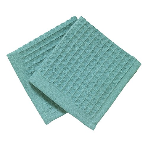 Generic Microfiber Waffle Dish Cloths (Set of 8) by Generic