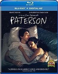 Paterson (Blu-ray + Digital HD)