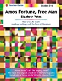 img - for Amos Fortune Free Man - Teacher Guide by Novel Units, Inc. by Novel Units (2012-01-02) book / textbook / text book
