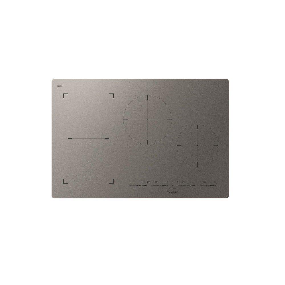 Fulgor - Hobs a Inducción Fsh 804 ID TS Mat de Vitrocerámica ...