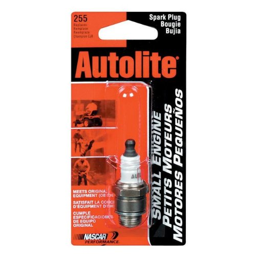 Amazon.com: Autolite 255DP-02 CJ8 Outdoor Power Equipment Spark Plug: Automotive