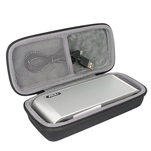 Hard EVA Travel Case for Antimi Bluetooth Speaker FM Radio MP3 Player Stereo Portable Wireless Drivers by co2crea