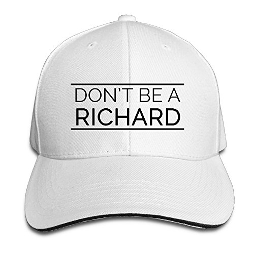 Dont Be A Richard Cap