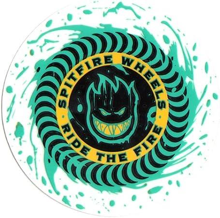Spitfire Wheels Skateboard Sticker Psycho