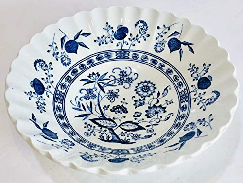 - Blue Nordic by Meakin, J & G, China Coupe Cereal Bowl