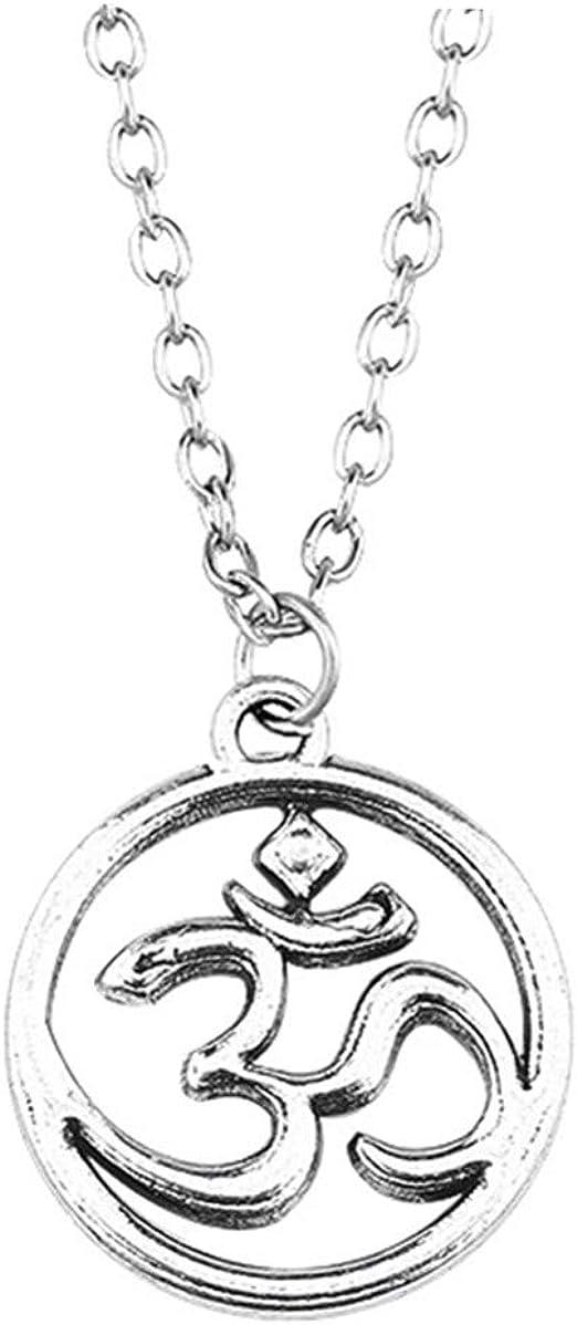 Meditating Buddha Necklace  Praying Buddha Silver Pendant  Peace and Harmony  Protective Charm  Amulet  925 Silver  Oxidized