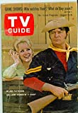 #6: 1966 TV Guide Aug 13 F Troop - Northen Indiana Edition NO MAILING LABEL Good to Very Good (2 1/2 out of 10) Well Used by Mickeys Pubs
