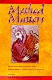 Method Matters : Essays on the Interpretation of the Hebrew Bible in Honor of David L. Petersen, Petersen, David L. and LeMon, Joel M., 1589834445