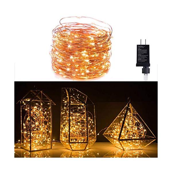40 LED Star Fairy String Light Christmas tree Decoration LED Light Wedding Party