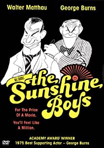 The Sunshine Boys [Import]
