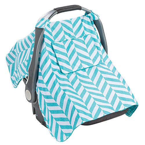 Summer Infant Little Looks Car Seat Cover