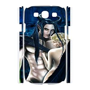 Samsung Galaxy S3 I9300 Csaes phone Case Maleficent CSMZ90929