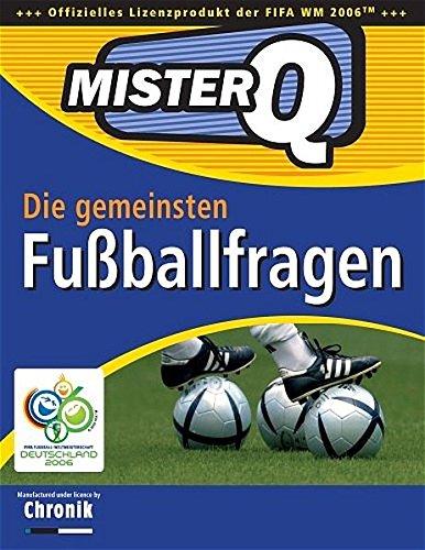 Mister Q - Die gemeinsten Fussballfragen