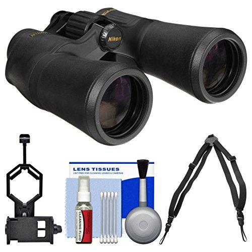 Nikon Aculon A211 10x50 Binoculars with Case with - Nikon 8397 Aculon Rangefinder