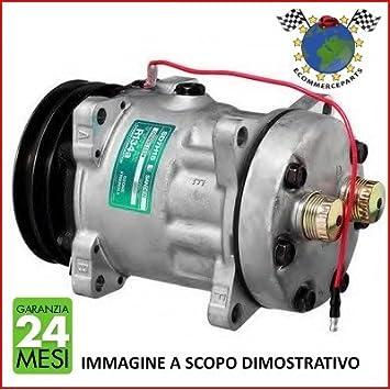 xbb Compresor Aire Acondicionado SIDAT Kia Rio III Gasolina 201: Amazon.es: Coche y moto