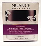 Nuance Salma Hayek Age Affirm Firming Day Cream SPF 30 with Rose Petal Complex, Jojoba Seed Oil, Olive Oil, Oat Kernel Extract & Aloe Vera 1.7 Oz Review