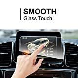 LFOTPP 2016-2018 Benz GLE GLS Class W166 X 166 8 Inch Car Navigation Screen Protector, [9H] Tempered Glass Infotainment Center Touch Screen Protector Anti Scratch High Clarity