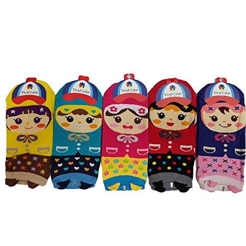 Hwasubun Cartoon Socks Women Socks Girls Socks People Socks Funny Socks Happy Socks Kids Socks Baby Girl Socks